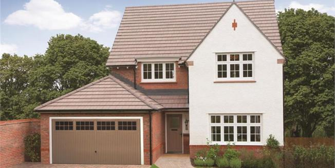 £335,995, 4 Bedroom Detached House For Sale in Lancashire, PR25