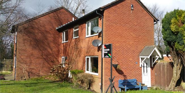 Offers Over £105,000, 2 Bedroom Semi Detached House For Sale in Bamber Bridge, PR5