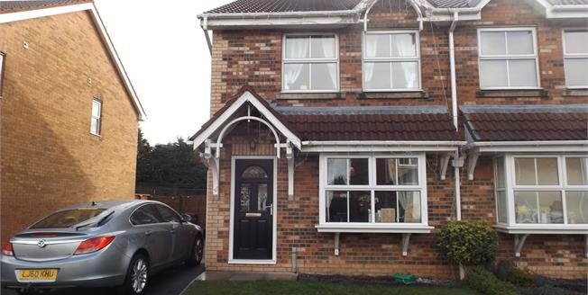 Guide Price £127,000, 3 Bedroom Semi Detached House For Sale in Leyland, PR25
