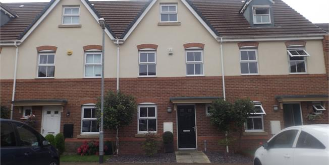 Asking Price £180,000, 3 Bedroom Town House For Sale in Buckshaw Village, PR7