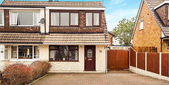 Offers Over £150,000, 3 Bedroom Semi Detached House For Sale in Leyland, PR25