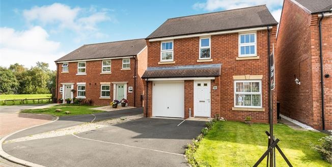 Asking Price £180,000, 3 Bedroom Detached House For Sale in Leyland, PR25