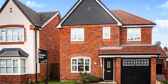 Asking Price £230,000, 4 Bedroom Detached House For Sale in Leyland, PR25
