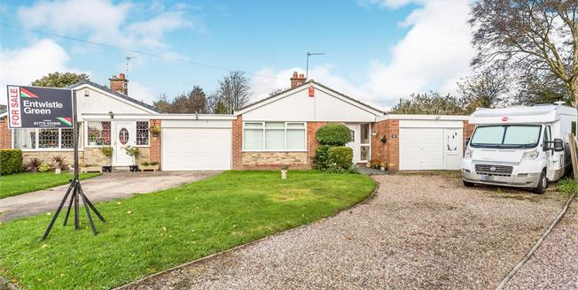 Asking Price £220,000, 2 Bedroom Detached Bungalow For Sale in Leyland, PR25