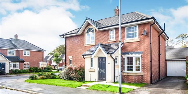 Offers Over £164,995, 3 Bedroom Semi Detached House For Sale in Farington, PR25