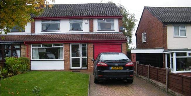 £215,000, 5 Bedroom House For Sale in Ormskirk, L39