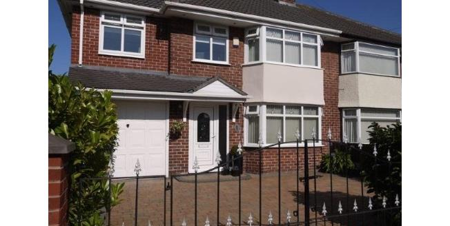 Asking Price £235,950, 5 Bedroom Semi Detached House For Sale in Liverpool, L31