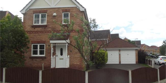 Fixed Price £142,000, 3 Bedroom Detached House For Sale in Liverpool, L33