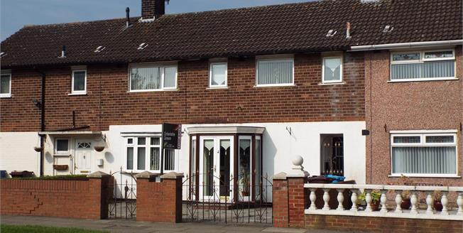Offers in the region of £80,000, 4 Bedroom Terraced House For Sale in Liverpool, L33