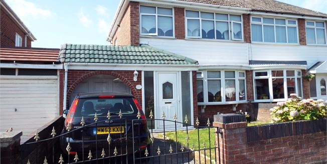 Offers in the region of £139,950, 3 Bedroom Semi Detached House For Sale in Kirkby, L32