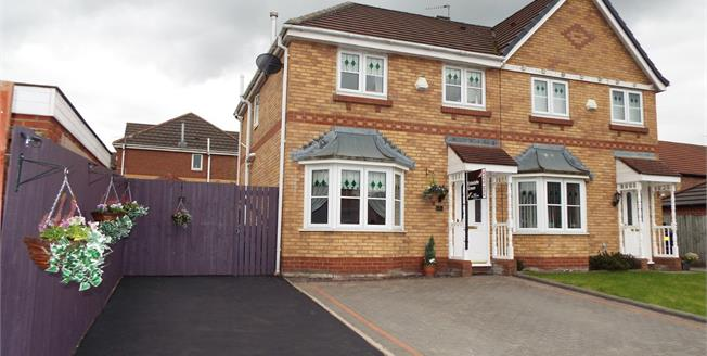 Offers in the region of £142,000, 3 Bedroom Semi Detached House For Sale in Kirkby, L33