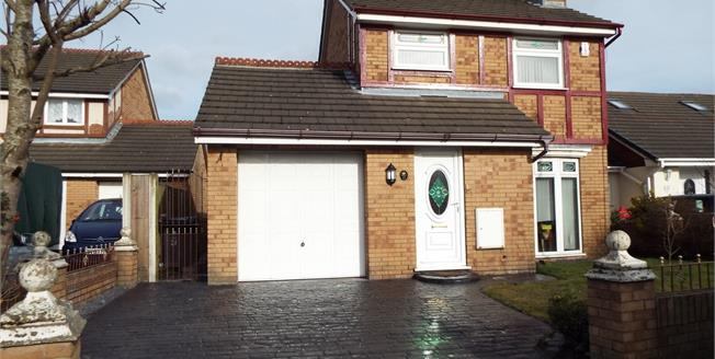 Offers in the region of £155,000, 3 Bedroom Detached House For Sale in Liverpool, L33