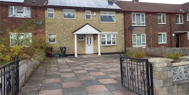 Offers in the region of £100,000, 4 Bedroom Terraced House For Sale in Liverpool, L32