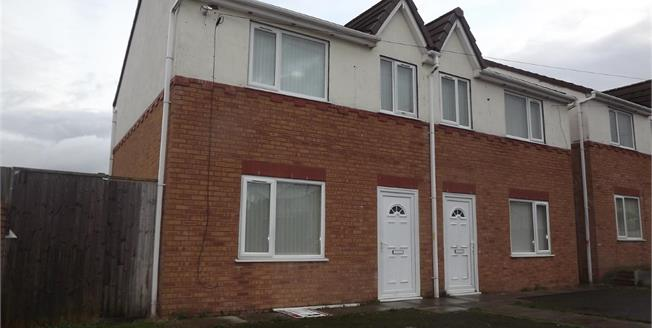Offers in the region of £70,000, 3 Bedroom Terraced House For Sale in Liverpool, L33