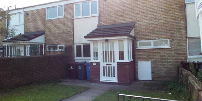 Asking Price £70,000, 3 Bedroom End of Terrace House For Sale in Liverpool, L33