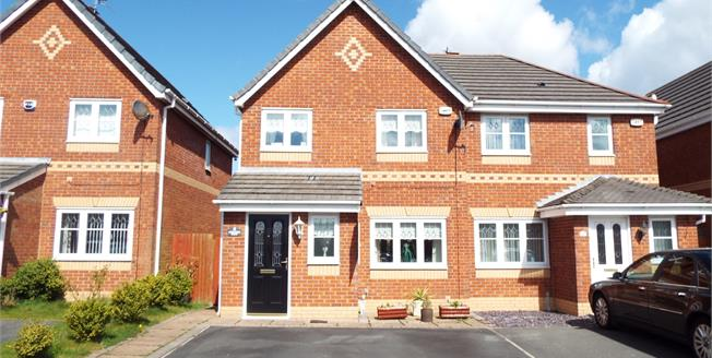 Offers in the region of £115,000, 3 Bedroom Semi Detached House For Sale in Kirkby, L33