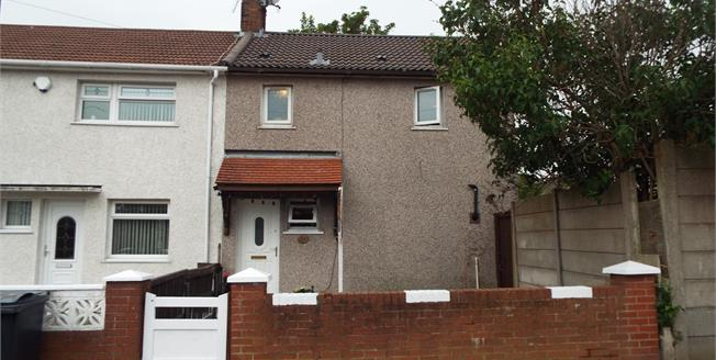 Offers Over £56,000, 2 Bedroom End of Terrace House For Sale in Liverpool, L32