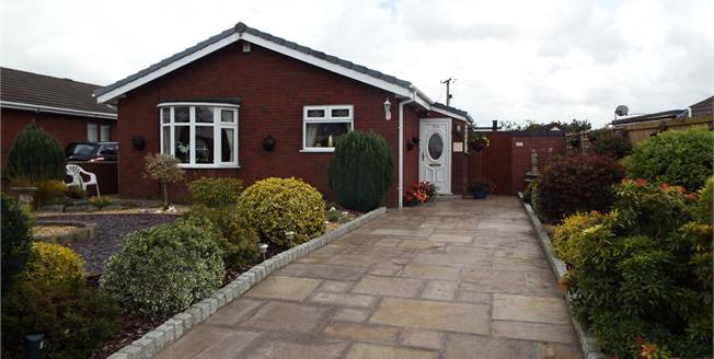 Offers in the region of £285,000, 3 Bedroom Detached Bungalow For Sale in Downholland, L39