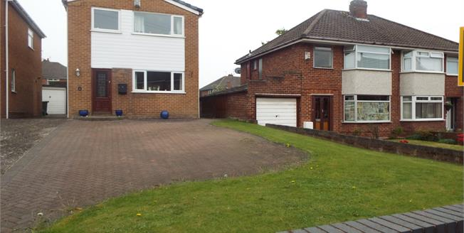 Offers in the region of £215,000, 3 Bedroom Detached House For Sale in Lydiate, L31
