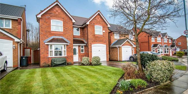 Offers Over £220,000, 4 Bedroom Detached House For Sale in Melling, L31