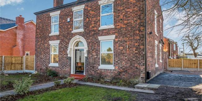 £450,000, 4 Bedroom Detached House For Sale in Liverpool, L31