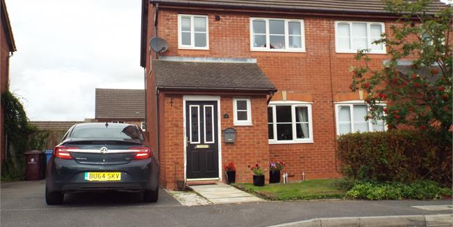 Asking Price £110,000, 3 Bedroom Semi Detached House For Sale in Kirkby, L33