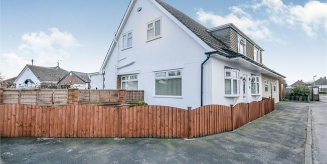 Asking Price £210,000, 3 Bedroom For Sale in Downholland, L39