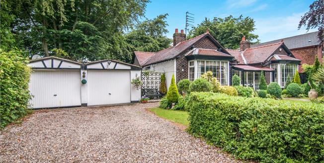 Offers in the region of £375,000, 5 Bedroom Detached Bungalow For Sale in Kirkby, L32