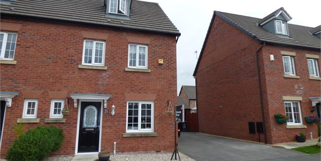 Offers in the region of £160,000, 4 Bedroom Semi Detached House For Sale in Kirkby, L33