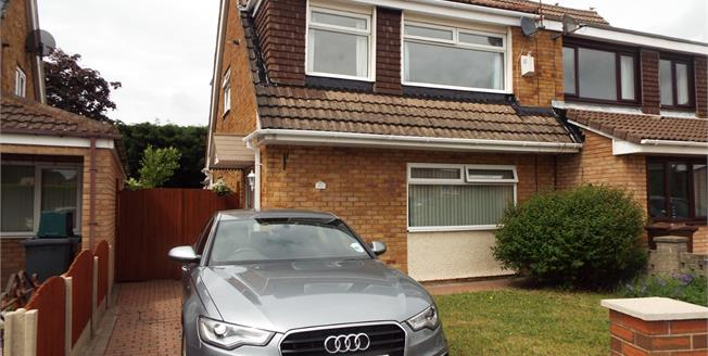Offers Over £180,000, 3 Bedroom Semi Detached House For Sale in Liverpool, L31