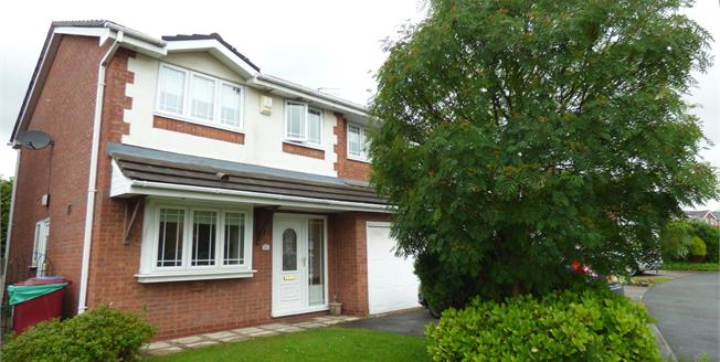 Asking Price £190,000, 4 Bedroom Detached House For Sale in Liverpool, L32