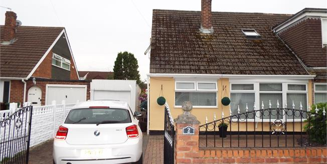 Offers in the region of £185,000, 4 Bedroom Semi Detached House For Sale in Melling, L31