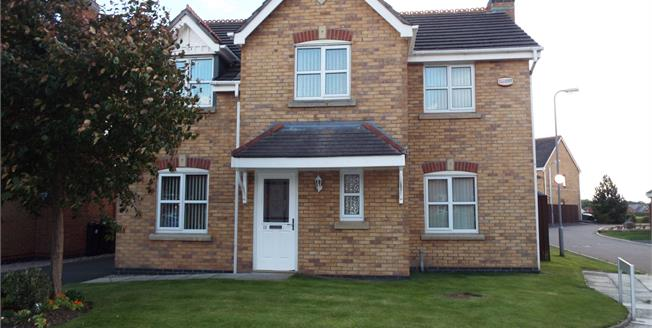 Asking Price £255,000, 4 Bedroom Detached House For Sale in Melling, L31