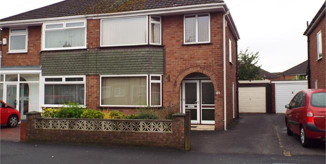 Asking Price £175,000, 3 Bedroom Semi Detached House For Sale in Liverpool, L31