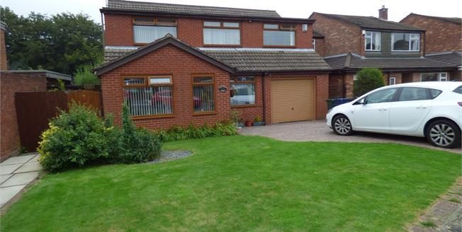 Asking Price £399,950, 5 Bedroom Detached House For Sale in Aughton, L39