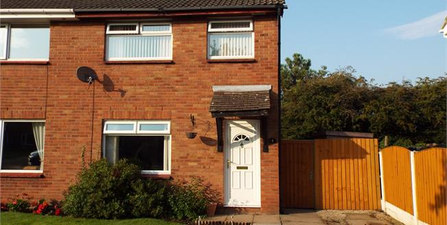 Offers in the region of £142,500, 3 Bedroom Semi Detached House For Sale in Bootle, L30