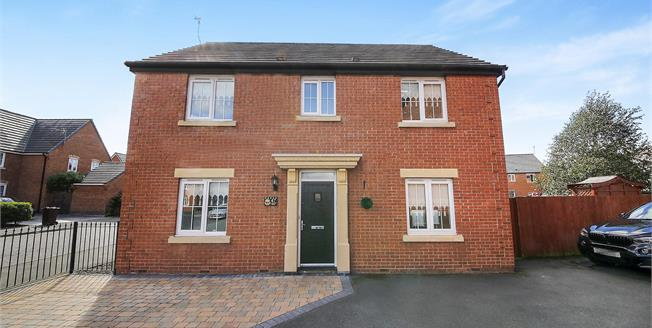 Offers in the region of £200,000, 4 Bedroom Detached House For Sale in Kirkby, L32