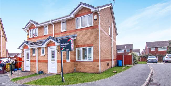 Offers Over £125,000, 3 Bedroom Semi Detached House For Sale in Liverpool, L33