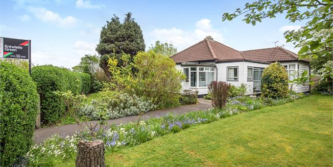 Asking Price £260,000, 3 Bedroom Detached Bungalow For Sale in Liverpool, L31