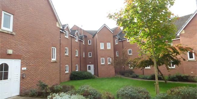Asking Price £125,000, 2 Bedroom Flat For Sale in Lydiate, L31