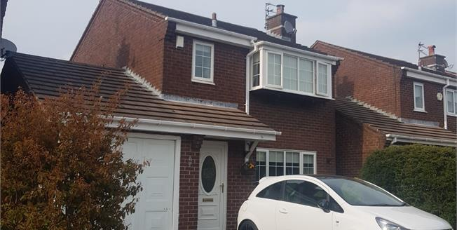 Asking Price £270,000, 3 Bedroom Detached House For Sale in Liverpool, L31