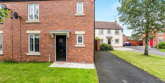 Asking Price £130,000, 3 Bedroom Semi Detached House For Sale in Kirkby, L33