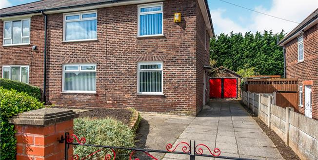 Asking Price £180,000, 4 Bedroom Semi Detached House For Sale in Kirkby, L32