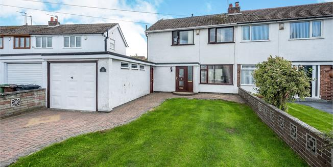 Asking Price £167,500, 3 Bedroom Semi Detached House For Sale in Melling, L31