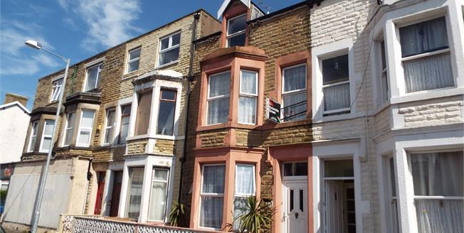 Offers Over £100,000, 7 Bedroom Terraced House For Sale in Morecambe, LA3