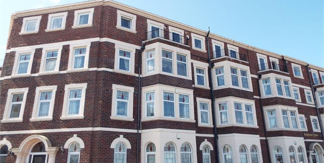 Offers Over £110,000, 2 Bedroom Flat For Sale in Morecambe, LA4