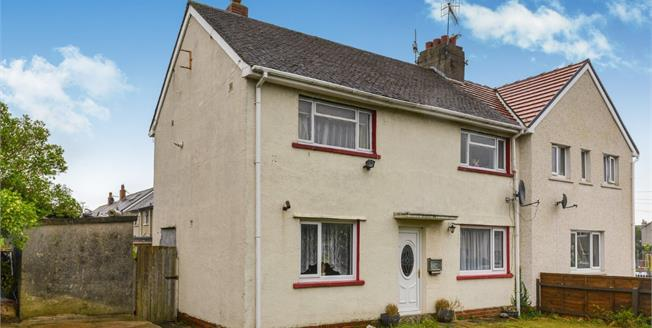 £98,000, 3 Bedroom Semi Detached House For Sale in Heysham, LA3