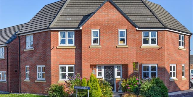 Asking Price £199,995, 4 Bedroom Detached House For Sale in Heysham, LA3