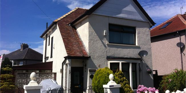 Asking Price £159,950, 3 Bedroom Detached House For Sale in Morecambe, LA4