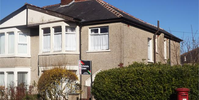 Offers in the region of £130,000, 4 Bedroom Semi Detached House For Sale in Morecambe, LA4